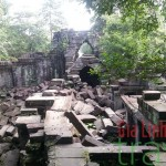 Beng Mealea, Cambodia-Myanmar, Laos and Cambodia adventure tour 24 days