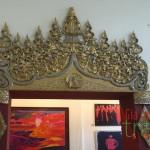 National Museum in Yangon - Vietnam and Myanmar tour 7 days