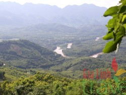 Lao Geography