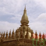 That Luang - The highlanders 11 day tour