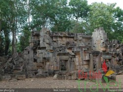 Barseat Temple-Battambang