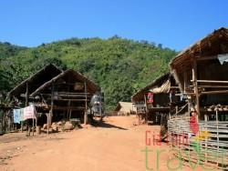 Chiang Rai village