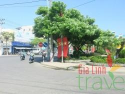 Hot, dry Nha Trang