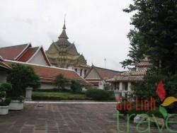 National architecture - Sala Thai