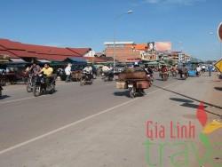 Cambodia street