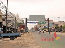 Sihanoukville town