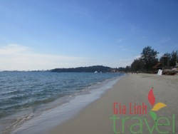 Sihanoukville beach