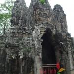 South Gate, Siem Reap, Vietnam-Vietnam and Cambodia tour 12 days