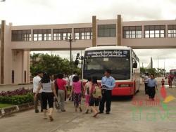 Vietnam-Cambodia border gate
