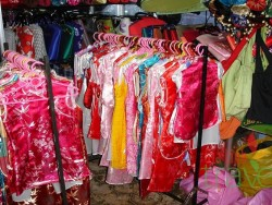 Vietnam traditional dress for children