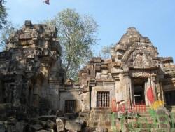 Wat Ek Temple-Battambang