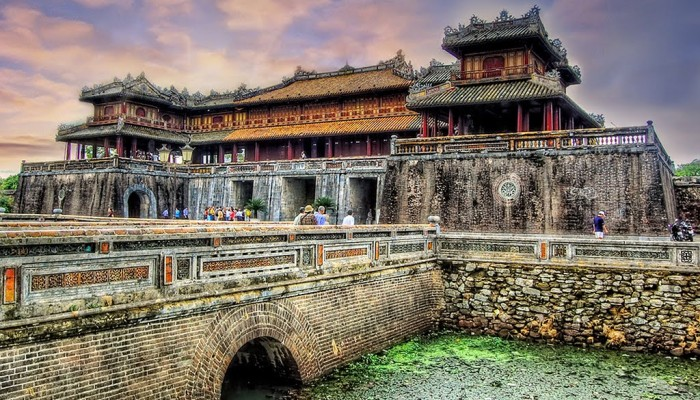 Hue - one of the must-go destination in Vietnam tour